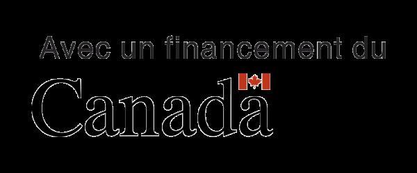 Avec un financement du Canada