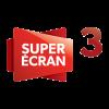 Chaine de télévision IHR : Canal 283 <br /><br />Super Écran 3 est la référence en matière de film dans la langue de Molière. Les plus grands succès du cinéma canadien, américain, français et international s'y retrouvent en haute définition et en son 5.1. Chaîne francophone en HD